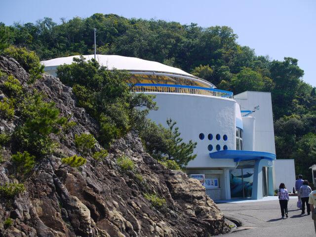 海洋水族館外観画像