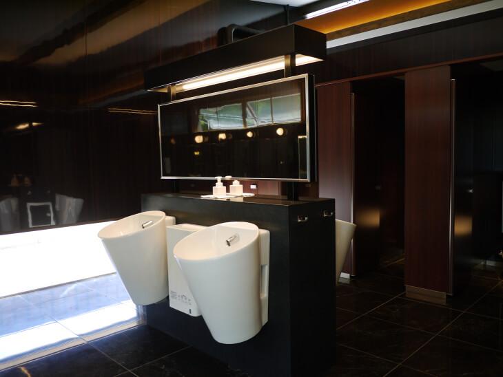 道の駅たいじ トイレ画像