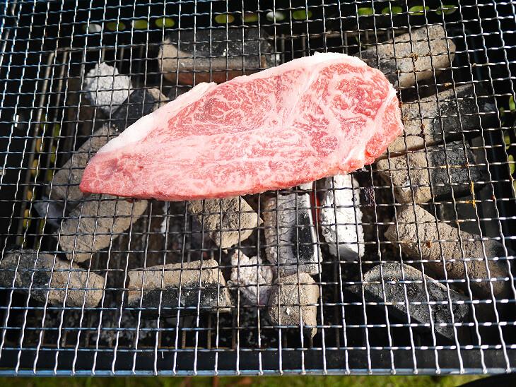 和牛ステーキ画像