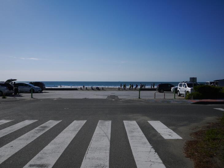静波海水浴場