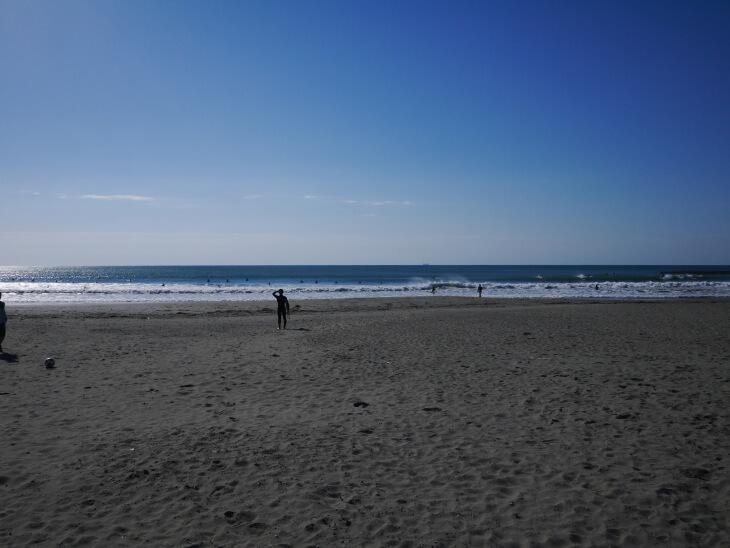 静波海水浴場画像
