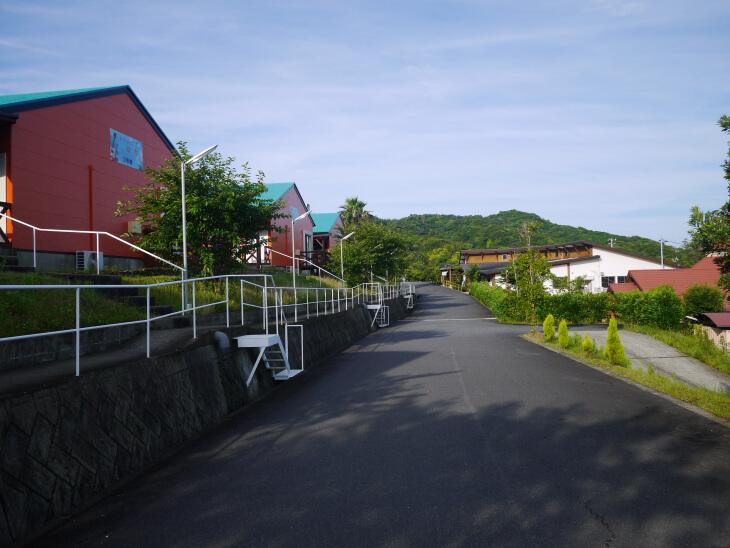 四季の郷 遊楽 敷地内画像