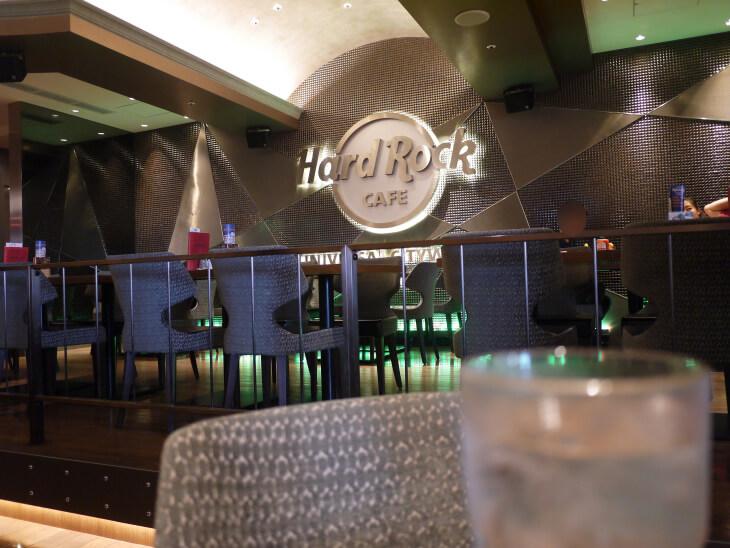 ハードロックカフェ ユニバーサル・シティウォーク大阪内観画像
