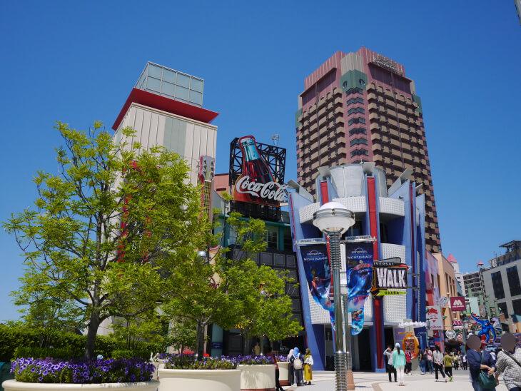 ユニバーサル・シティウォーク大阪画像
