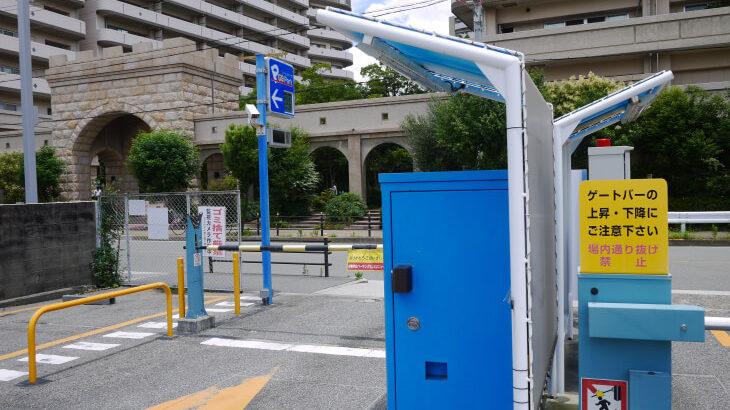 USJの駐車場が満車・高い・遠い問題は西九条駅周辺の駐車場を使って解決。