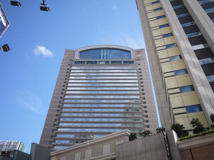 ホテル京阪 ユニバーサル・タワー外観画像