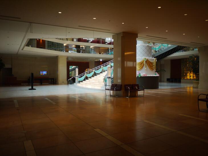 ホテル京阪 ユニバーサル・タワー 3階ロビー・エントランス画像