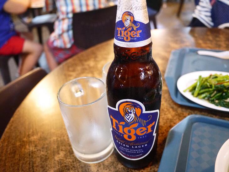フードジャンクション 厨房 食霸海鮮魚头炉のタイガービール画像