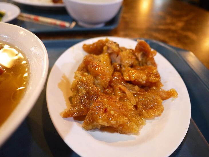 フードジャンクション 厨房 食霸海鮮魚头炉の鶏のから揚げ画像