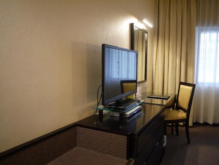 ホテル ロイヤル@クイーンズ 室内画像