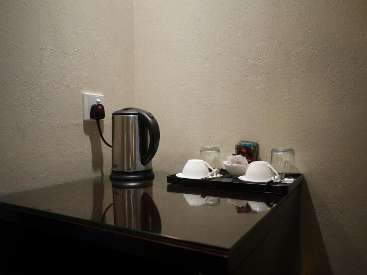 ホテル ロイヤル@クイーンズ 室内にある備品画像