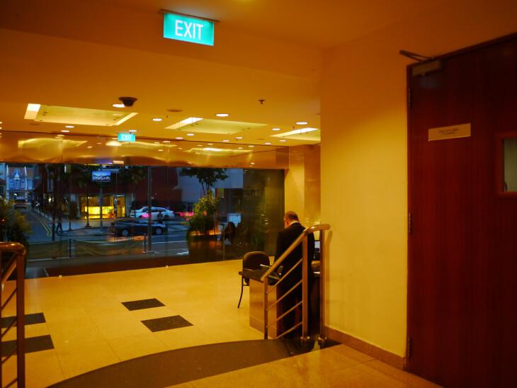 ホテル ロイヤル@クイーンズ ロビー画像