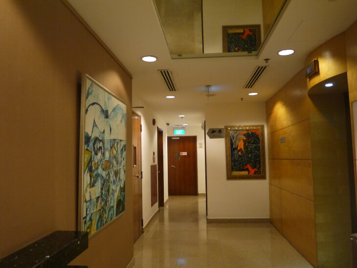 ホテル ロイヤル@クイーンズ エレベーターホール画像