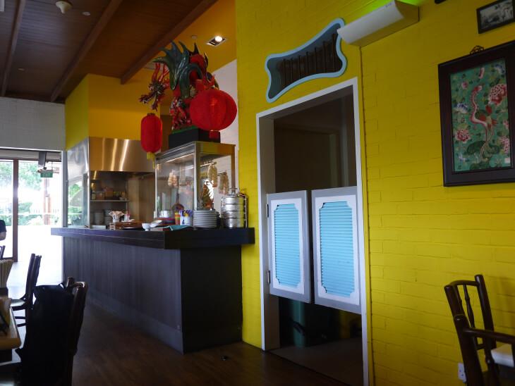Dine On 3-8 ヌードルス 店内画像