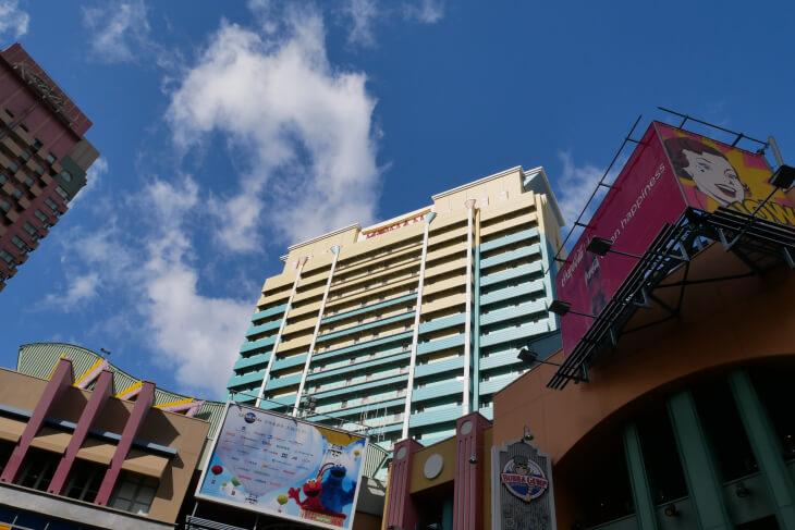 ホテル京阪 ユニバーサル・シティ外観画像