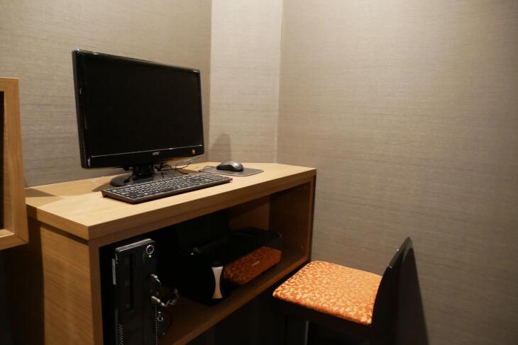 新宿CITY HOTEL N.U.T.S東京 共有スペース画像
