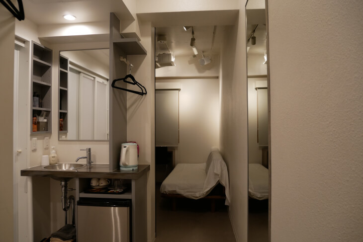 新宿CITY HOTEL N.U.T.S東京 室内画像