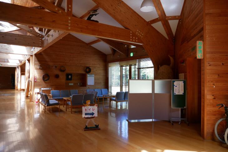 石川県健康の森総合交流センター情報室画像