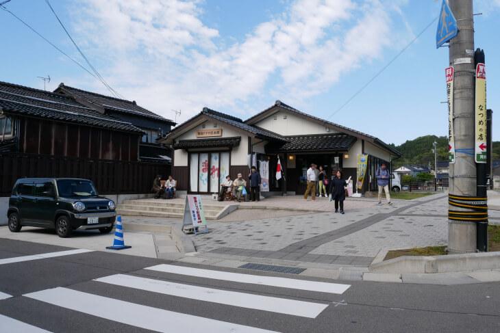 輪島ドラマ記念館画像