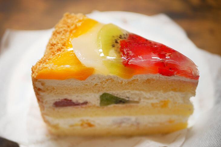 シャノワールのケーキ フルーツショート画像