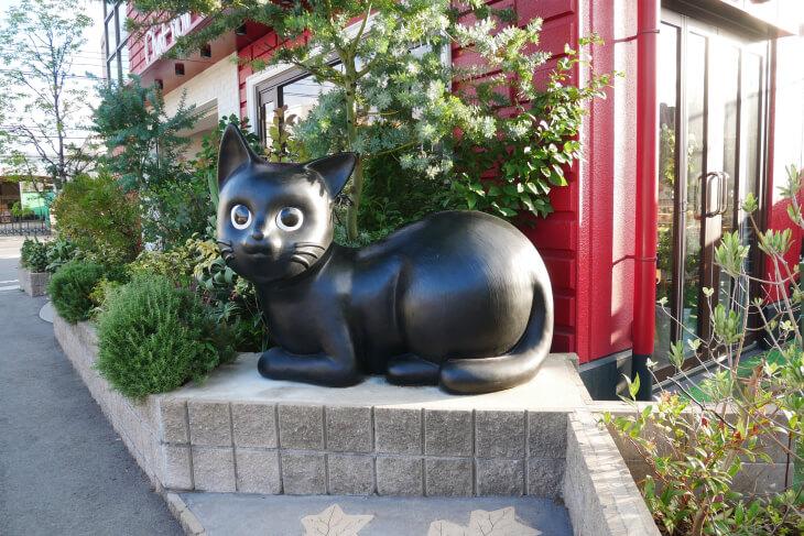 シャ・ノワールの黒猫画像