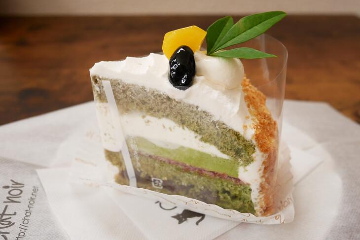 シャノワールのケーキ 和み画像