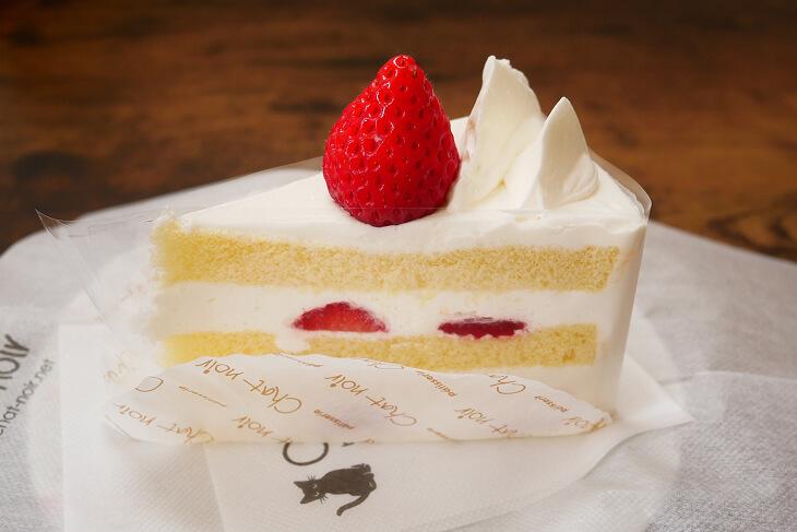 シャノワールのケーキ 苺ショート画像