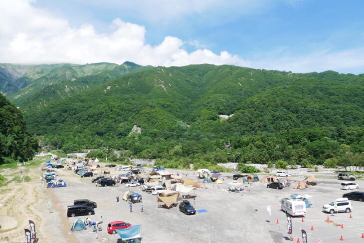 HAKUBA47オートキャンプ画像