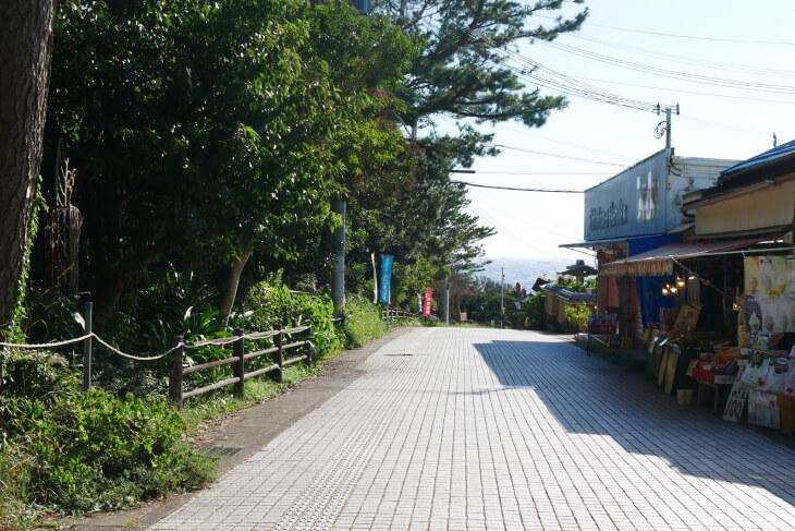 南紀白浜 三段壁 遊歩道画像